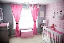 KIDS STUFF - Rooms and Nursery Ideas / by Roxanne Luna-Larsen