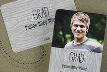 Graduation Announcements & Ideas / Celebrating Graduates and their accomplishment with announcements and party ideas.