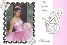 Quinceañera Invitations & Ideas