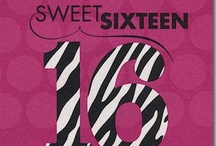 Sweet 16 Party Invitations & Ideas