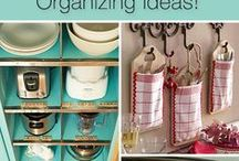 Ideas for   organization / by Kelly Thompson