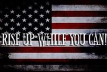 Wake-Up America!!! / Politics, Obama News & Islam World News. / by ♚ Alyssa Veronika ♚