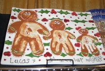 Gingerbread Men / by Angie Weaver