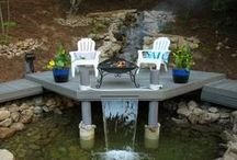 Water Feature's / by Kelly Thompson