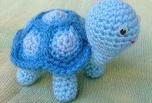 Crochet - Amigurumi / by Barbara Caudill