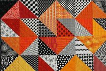 Patchwork and Quilting / Quilts I love and some that I have made.