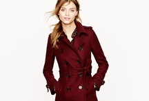 Coat Crush / I have an unhealthy obsession with coats.  / by Molly James