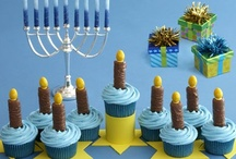 HOLIDAY - Hanukkah and other Jewish Holiday Recipes, Crafts, and Misc / by Roxanne Luna-Larsen