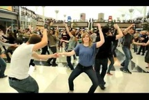 Crazy Flash Mobs / by Holly Gribble Westfall