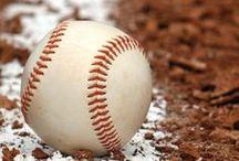 Baseball / It ain't over till it's over.... Yogi Berra / by Holly Gribble Westfall