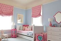 girls bedroom / by HPM Photo