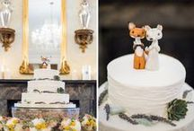 Cake Toppers / by Kimberly Grosse