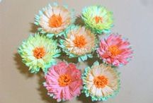 ~The Handmade flowers~