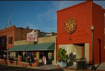 Downtown Akron Eats / These are some of our favorite places to visit in downtown Akron.