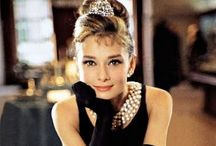Audrey Hepburn Wannabe / by Taylor Lilly