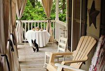 My Back Porch