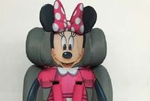 Disney Baby Mickey & Minnie / KidsEmbrace Friendship Series Mickey Mouse and Minnie Mouse