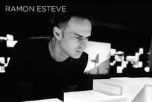 Ramon Esteve / Spain's Ramon Esteve is a former architect whose work with prestigious brands has been published in more than 100 books and magazines. Esteve has also collaborated with prestigious prands and is a popular speaker at design conferences and lectures at the Polytechnic University of Valencia School of Architecture. His MARCO collection from the Signature Series by Ronbow emphasizes strong linear design, focusing on essentials rather than embellishments.