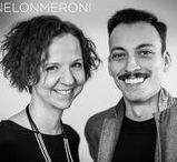 DanelonMeroni / Founders of the iconic London-based design studio DANELONMERONI, UK design duo, Claudia Danelon and Federico Meroni have developed several furniture, lighting, tableware and bathroom products for clients across the globe. DANELONMERONI believe in a world unified by creativity and beauty among everyone. Their BRIT and FREE collection from the Signature Series by Ronbow is inspired and empowered by that strong belief.