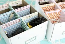 Organization & Cleaning / by Nora Sachs