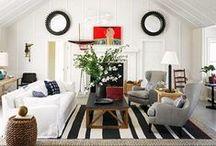 family rooms / by Taylor Greenwalt Interiors