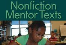 Teaching Nonfiction / A collection of teaching resources for non-fiction, including books from New York Times Bestseller lists and recommended by middle and high school teachers.  Please note that books should be screened for appropriateness for your students and their ability/maturity levels. / by Simply Novel Teaching