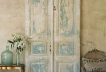 Patina style / by Taylor Greenwalt Interiors