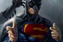 Comic Book/Super Hero Stuff / by Phil Bates