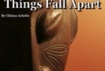 Teaching Things Fall Apart by Chinua Achebe / Board dedicated to teaching Things Fall Apart by Chinua Achebe. Tips, ideas, resources, lessons and more for the high school ELA classroom. #colonialism #thingsfallapart #identity / by Secondary Solutions