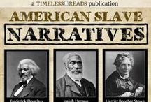 Slavery, the Civil War, and post Civil War - Literature and History / All things related to teaching about the American Civil War,  including historical fiction such as Across Five Aprils and Little Women and nonfiction resources on slavery, early America, the Civil War, and the post-Civil War era. / by Simply Novel Teaching