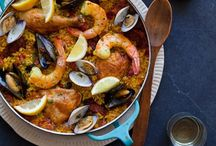 Seafood... mmm! / by Eve Barstad