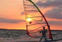 windsurfing / cool shots