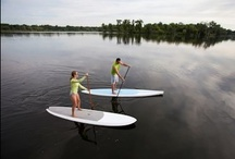 SUP / Stand-up Paddle Boarding