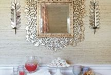 Designing with Grasscloth / by Taylor Greenwalt Interiors