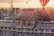 LOVE Paris Apartment / by Amy Jensen