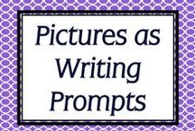 Pictures as Writing Prompts / Images that can be used to spark creative writing projects / by Simply Novel