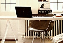 Workspace / by Roma & Ro