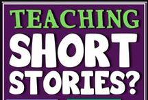Teaching Short Stories / Teaching Short Stories / by Simply Novel Publishing