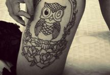 Awesome ink / by Eve Barstad