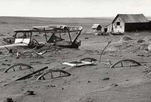 History: The Dust Bowl / by Simply Novel