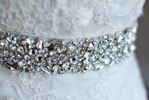 Bridal Belts & Shashes