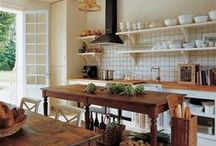 Kitchen Design / by Carlie Rebelez, NTP