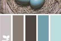 Palette / Colori