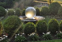 Backyards, gardens & flowers / by Eve Barstad
