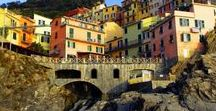 Cinque Terre-Liguria / Cinque Terre and eastern Liguria: beautiful pics and travel guides