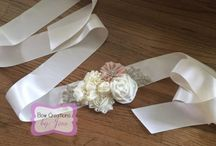 BOW CREATIONS BY JESS / Bows, Headbands, and much more!!