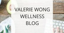 Valerie Wong Wellness Blog / On my blog, I write about all things wellness and how to create a healthy lifestyle that you can sustain over time. Topics include clean eating, efficient exercise, mindfulness, traveling well, living an inspired and fulfilling life and staying grounded and centered.