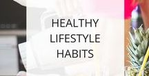 Healthy Lifestyle Habits / This board is full of tips and resources for creating a healthy lifestyle that will help you be your healthiest for your wedding.