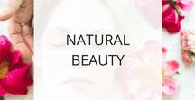 Natural Beauty / All-natural tips, tricks, and DIY recipes to have beautiful skin and hair -- without harmful chemicals and other toxins.