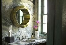 Bathrooms / by My Interior Life/ K Interiors
